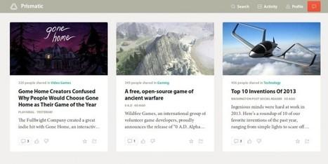 Las mejores aplicaciones web para leer feeds y noticias | Uso inteligente de las herramientas TIC | Scoop.it