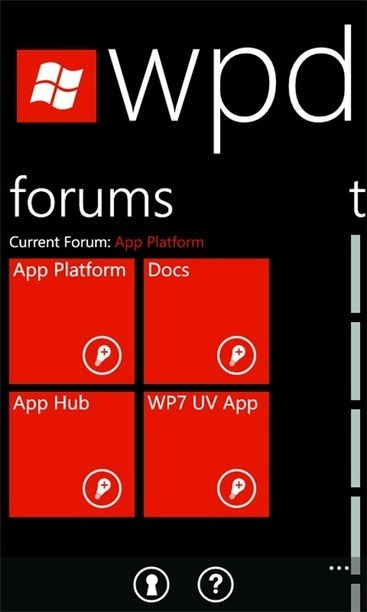 Microsoft release UserVoice app for Windows Phone developers | WMPoweruser | Collateral Websurfing | Scoop.it