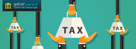 Transition énergétique : les sénateurs veulent une taxe carbone à 100 euros la tonne en 2030 | D'Dline 2020, vecteur du bâtiment durable | Scoop.it