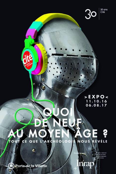 Actualité | Exposition « Quoi de NEUF au Moyen Âge ? » | Machines Pensantes | Scoop.it