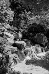 Kyoto Garden Waterfall, canvas by dean messenger fine art prints | Japanese Gardens | Scoop.it