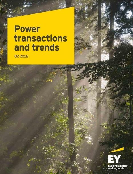 Les énergies renouvelables attirent toujours les investissements | Développement durable et efficacité énergétique | Scoop.it