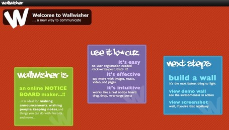 Wallwisher.com: Words that stick | UDL & ICT in education | Scoop.it