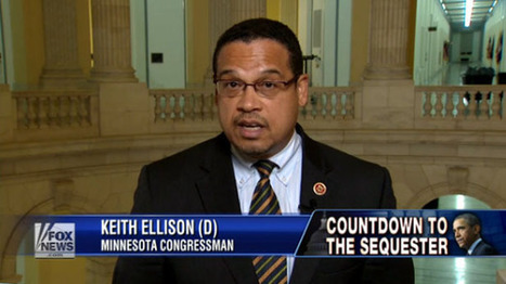 Rep. Keith Ellison hammers Sean Hannity: You're a shill for the Republican Party | Daily Crew | Scoop.it