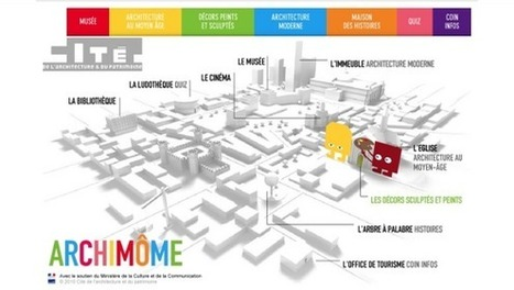 Culture.fr : L'architecture, un jeu d'enfant | city in movement | Scoop.it