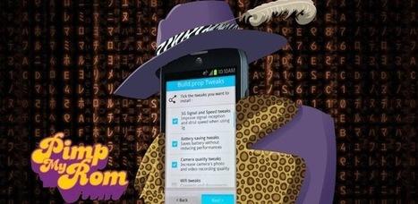 Optimalisasi Android Dengan Pimp My ROM - Tips Droid - info   tips   tutorial   android   Tips Droid - info   tips   tutorial   apk   developing android   Scoop.it