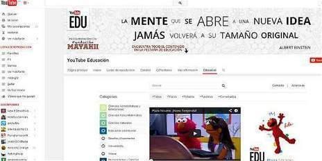 Youtube lanza canal que reúne 23.000 videos educativos en español - ElTiempo.com | Treballs | Scoop.it