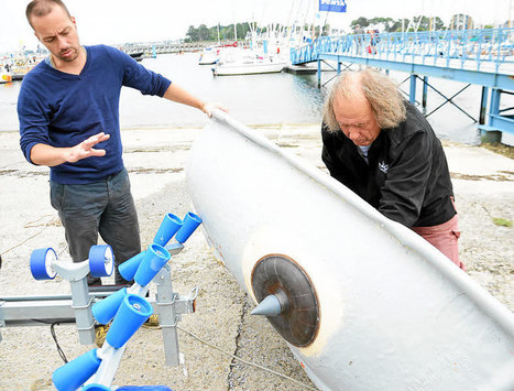 Paradeep colmate les voies d'eau   L'ECO NAUTISME   Scoop.it