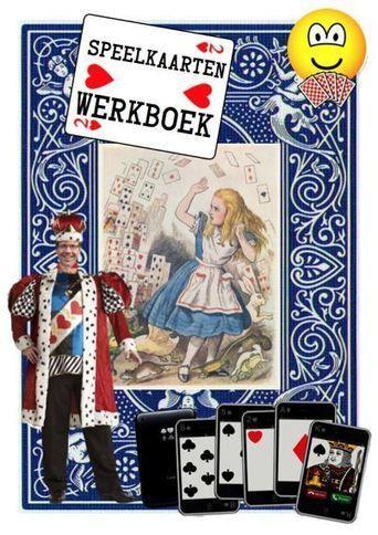 Speelkaarten werkboek kinderboekenweek 2013 - #KBW13 thema: sport en spel, Klaar voor de start   Gratis thema-werkboeken van schoolgoochelaar Aarnoud Agricola uit Utrecht   Scoop.it