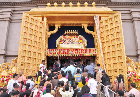 Sri Vaikuntha Ekadashi 2015   Religious   Scoop.it