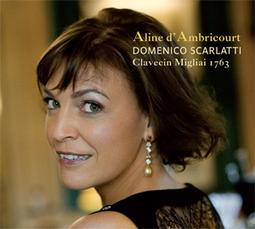 Domenico Scarlatti, Clavecin Migliai 1763   Aline d'Ambricourt   Festival Baroque de Tarentaise : actualités & rendez-vous   Scoop.it