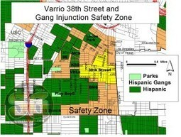 Varrio 38th Street in South Los Angeles | StreetGangs.Com | Riots (Zoot Suits, Race, Union Strikes) | Scoop.it