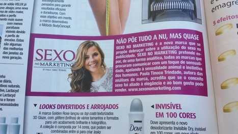 Revista NOVA Gente | Sex Marketing | Scoop.it