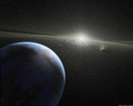 Alien Solar System May Exist In Nearby Cluster Of Stars | Planets, Stars, rockets and Space | Scoop.it