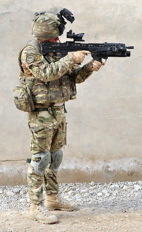 Congress Proposes Gun Control Bill Broadening Armor Piercing Definition | Criminal Justice in America | Scoop.it