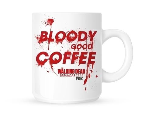Donnez votre sang en échange de goodies The Walking Dead   streetmarketing   Scoop.it