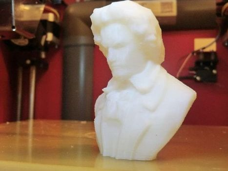 3D printing and the democratization of production | Peer2Politics | Scoop.it