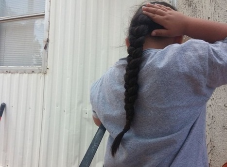 Five-Year-Old Navajo Boy Denied Admission on First Day of School Because His Hair is Too Long | 500 Nations | Scoop.it
