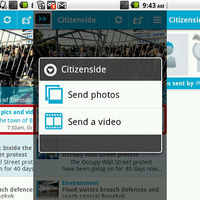 Citizenside Sells Your Newsworthy Photos and Videos | Mobile Journalism Apps | Scoop.it