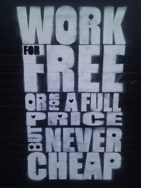 Why You Should Work for Free (Sometimes) | Mindfulness & The Mindful Leader | Scoop.it
