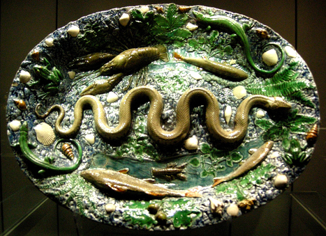 HAL-SHS :: [hal-00942691, version 1] Les fossiles du Tertiaire parisien dans l'oeuvre de Bernard Palissy (1510 ?-1590), en commémoration du quatrième centenaire de sa mort | Merveilles - Marvels | Scoop.it