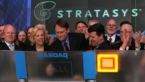 Rumors and Speculation Swirl – Is Stratasys (SSYS) About to be Bought Out?   Invest in 3D Printing   Scoop.it