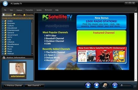 برنامج مشاهدة القنوات الفضائيةSatellite TV PC Master 6.0 | منتديات تعليم وابداع | Scoop.it