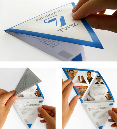 7 ways to make your brochure design stand out   Print design   Creative Bloq   Graphic Design   Scoop.it