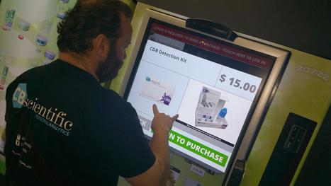 A Marijuana First: Pot Vending Machines Dispense Weed | Vloasis awesome sauce | Scoop.it