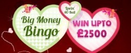 Enjoy Special Big Money Bingo This February at Gone Bingo | Blog | Online Bingo Promotions | Scoop.it