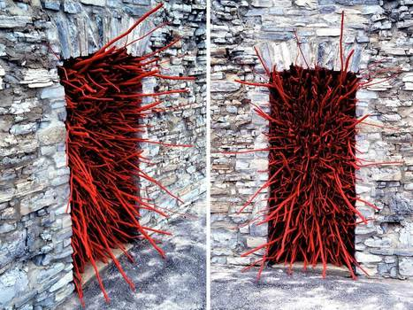 Shayne Dark: Donnas Room | Art Installations, Sculpture, Contemporary Art | Scoop.it