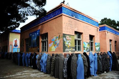US leads praise for 'courageous' Afghans in landmark vote | Gov & Law- Kristin | Scoop.it