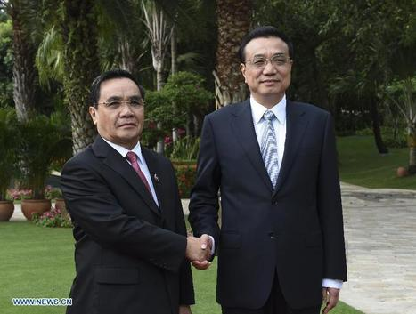 China, Laos ready to launch negotiations on railway cooperation deal | Human Rights Issues: The Latest News | Scoop.it