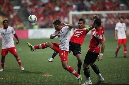 S-League analysis: Can Singapore's LionsXII make history this week? - Think Football | Malaysian Youth Scene | Scoop.it