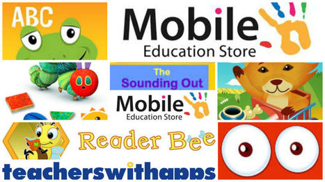 7 Reading Readiness Apps | Individual and Special Needs Examiner | Scoop.it