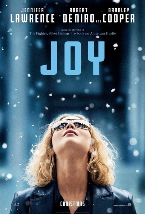 Movie Review: Joy (2015) - A Movie That is More Annoying Than Inspiring - Movie Smack Talk | Movies | Scoop.it