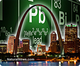 Hundreds of St. Louis children diagnosed with lead poisoning annually | School Nursing | Scoop.it