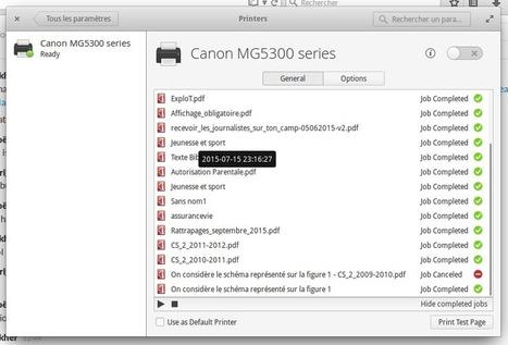 elementary OS : Le futur plug swicthboard pour la gestion d'imprimantes | Actualités de l'open source | Scoop.it