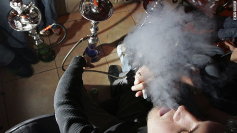 Nearly 1 in 5 high school seniors have tried hookah | Criminology and Economic Theory | Scoop.it