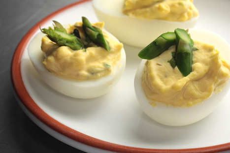 10 Deviled Egg Recipes | Beyond Chicken Salad | Scoop.it