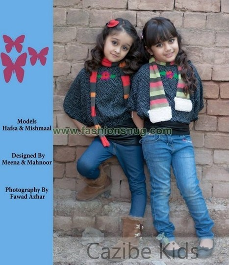 Cazibe Pret Latest Kids Collection 2013-14 For Winter | onesmallchild | Scoop.it