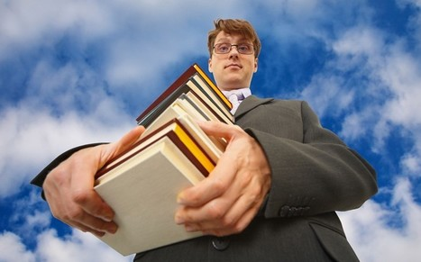 Academic e-books: will they ever take off? - Telegraph.co.uk | eBook News & Reviews | Scoop.it