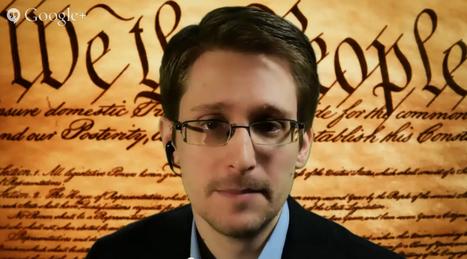 NSA-Skandal: Edward Snowden ruft zur Gegenwehr | Digitale Gesellschaftspolitik gestalten | Scoop.it