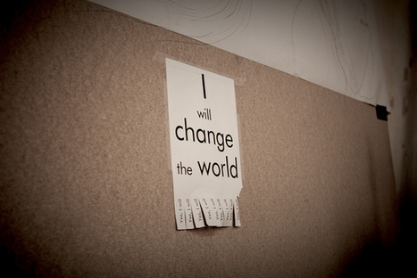 25 Ways to Change the World Every Day | 100 inspirations | Scoop.it