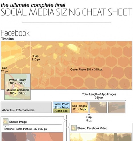De enige sociale media infographic die je echt nodig hebt - Belgian Cowboys | Social Media & sociaal-cultureel werk | Scoop.it