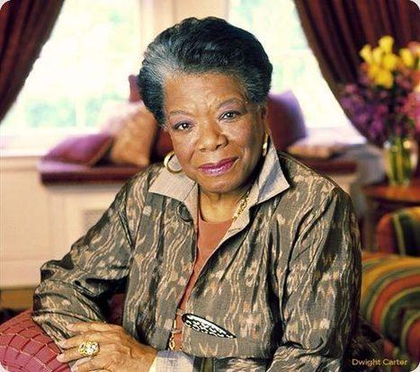 Maya Angelou - The Official Website   Maya Angelou   Scoop.it
