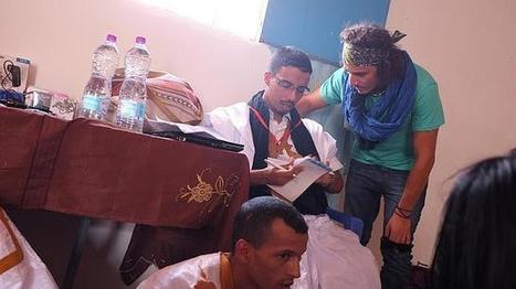 Activistas que rompen muros y fronteras en el Sahara - ABC.es | Activismo en la RED | Scoop.it