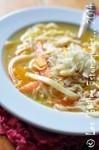 Vermicelles au panais, potimarron et autres légumes au Beaufort [Anne-Sophie Pic] | Tendances cuisine | Scoop.it