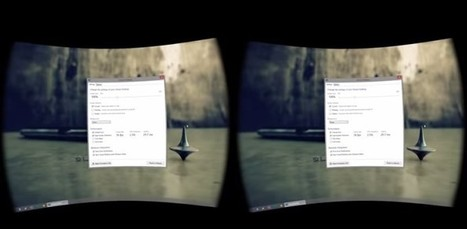 Virtual Desktop VR-enables Windows | Immersive World Technology | Scoop.it