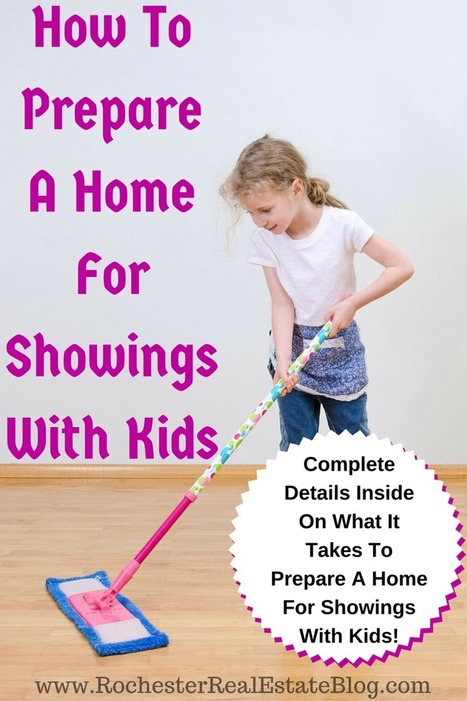 How To Sell A Home With Kids | Real Estate | Scoop.it